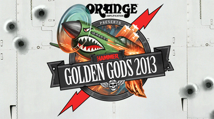 golden gods 2013